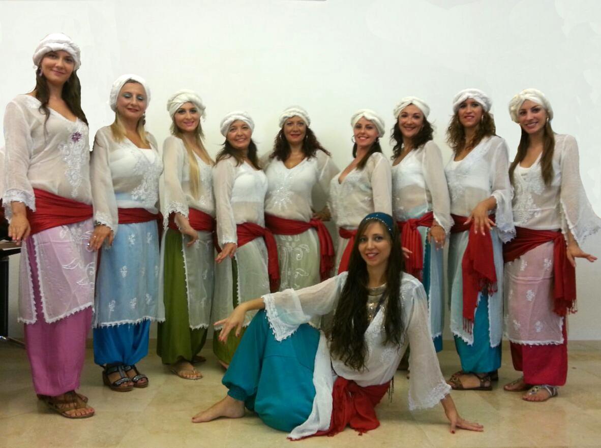 Málaga Romana con Asociación Zegrí 2014