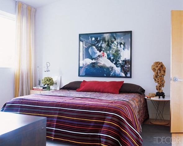 Pin camas sin cabecero on pinterest - Cuadros cabecera cama ...