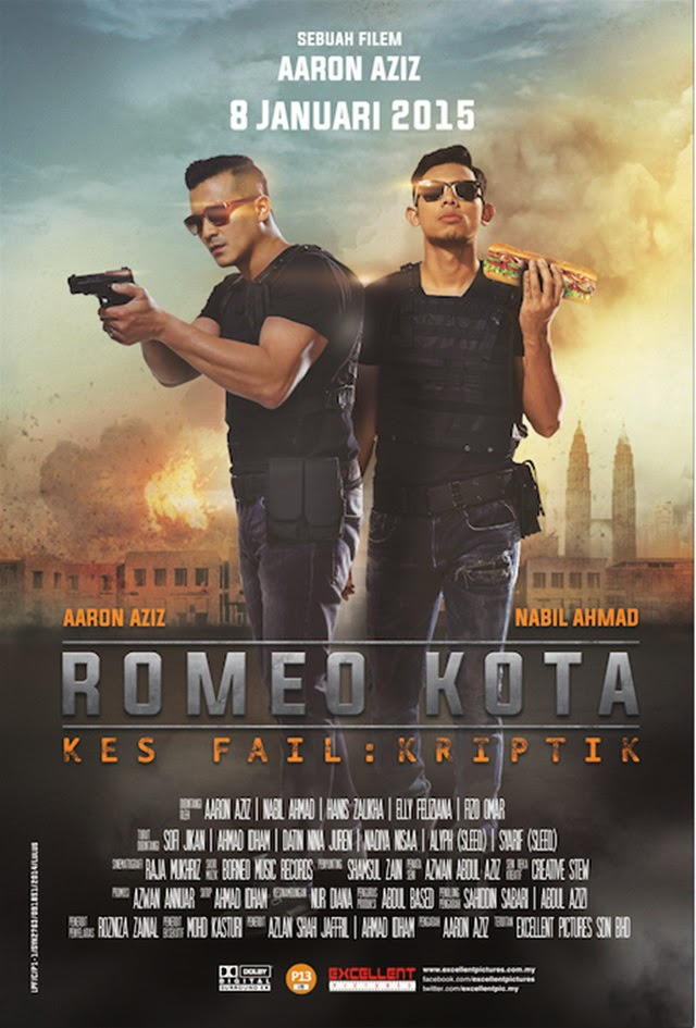 Tonton Romeo Kota: Kes Fail Kriptik Full Movie
