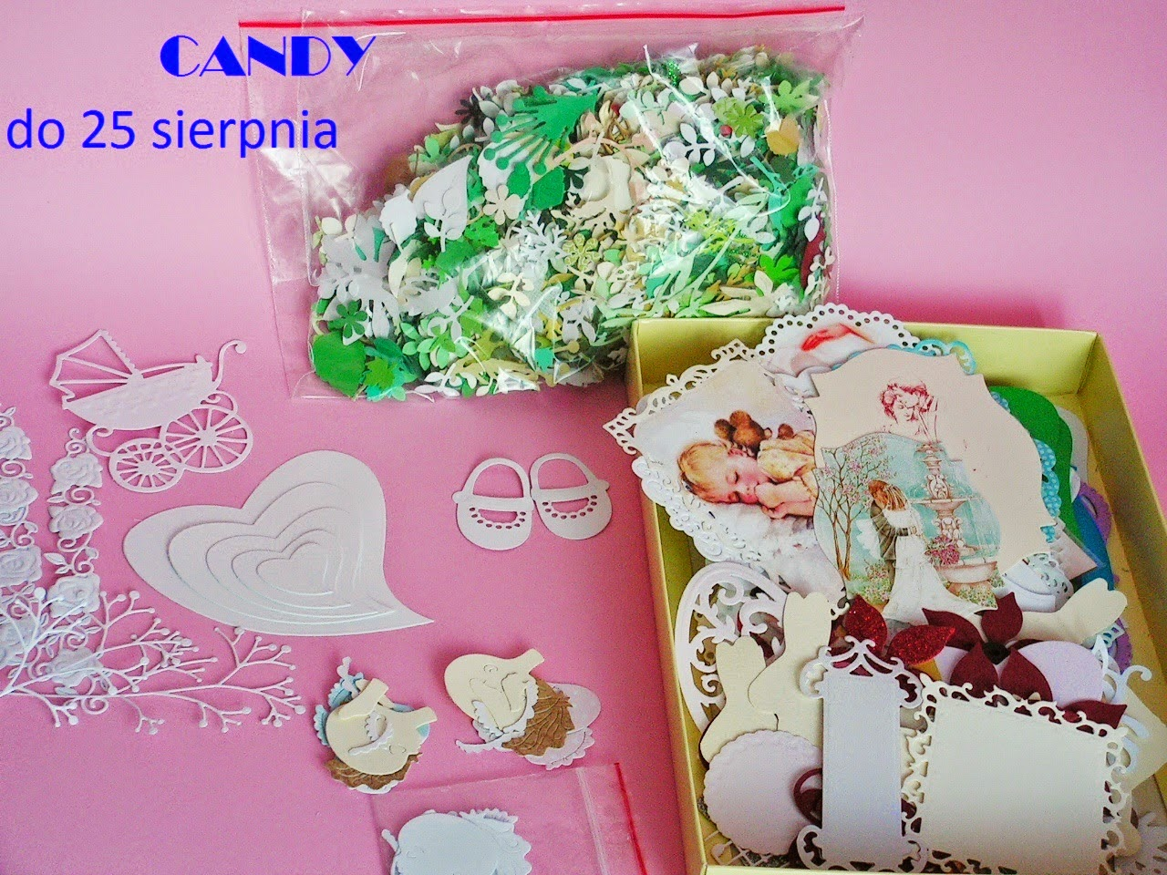 candy do 25 sierpien