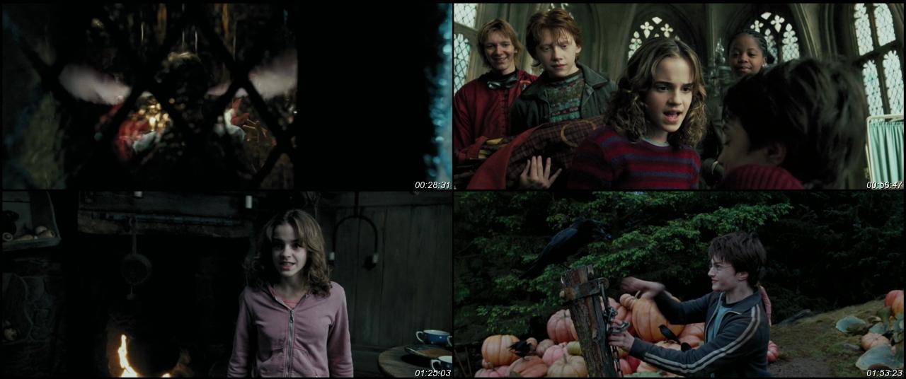 Harry Potter and the Prisoner of Azkaban 2004