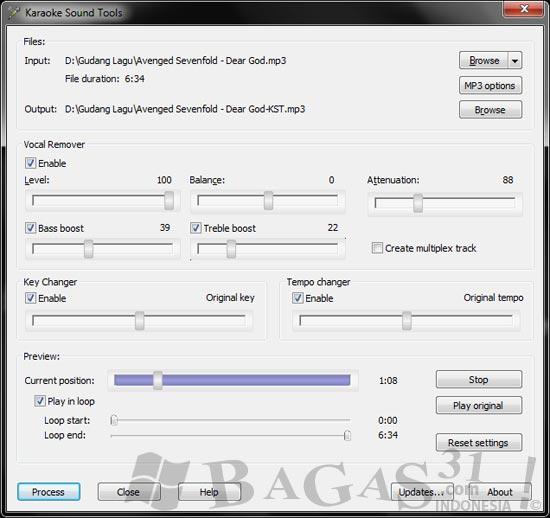 Karaoke Sound Tools (Vocal Remover) v1.0.15 2