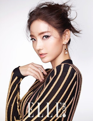Han Chae Young - Elle February 2016