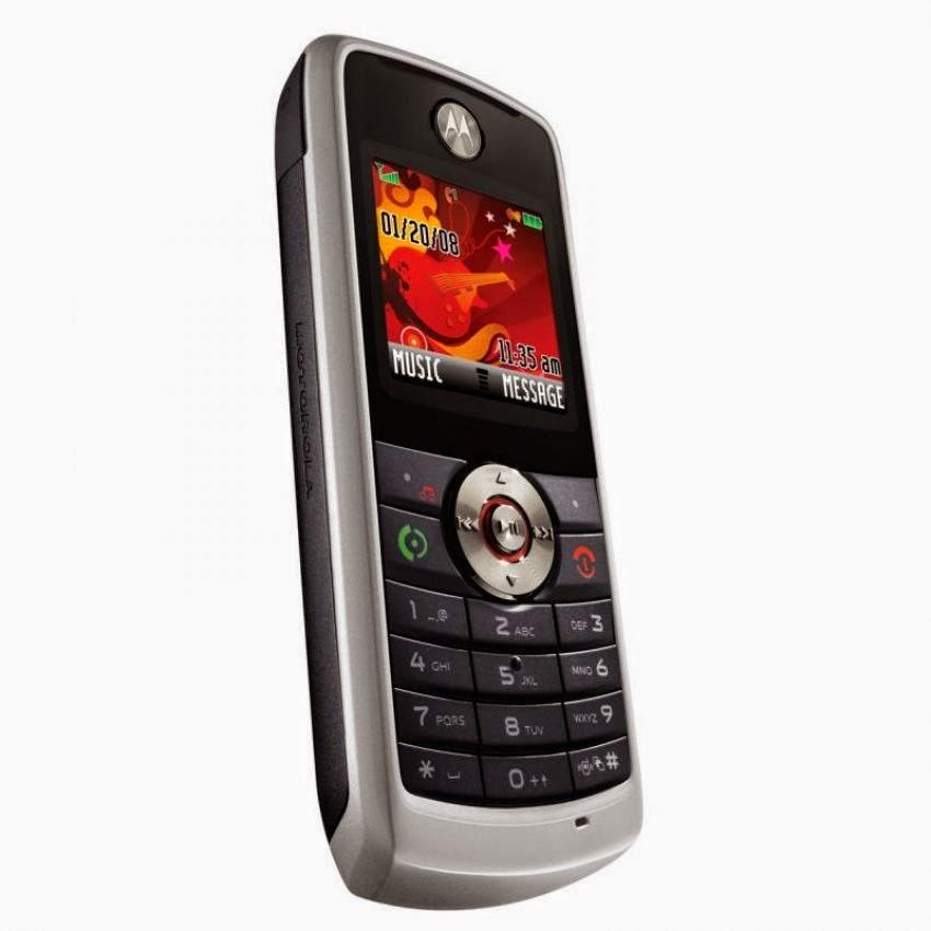 Spesifikasi Dan Harga Motorola W230