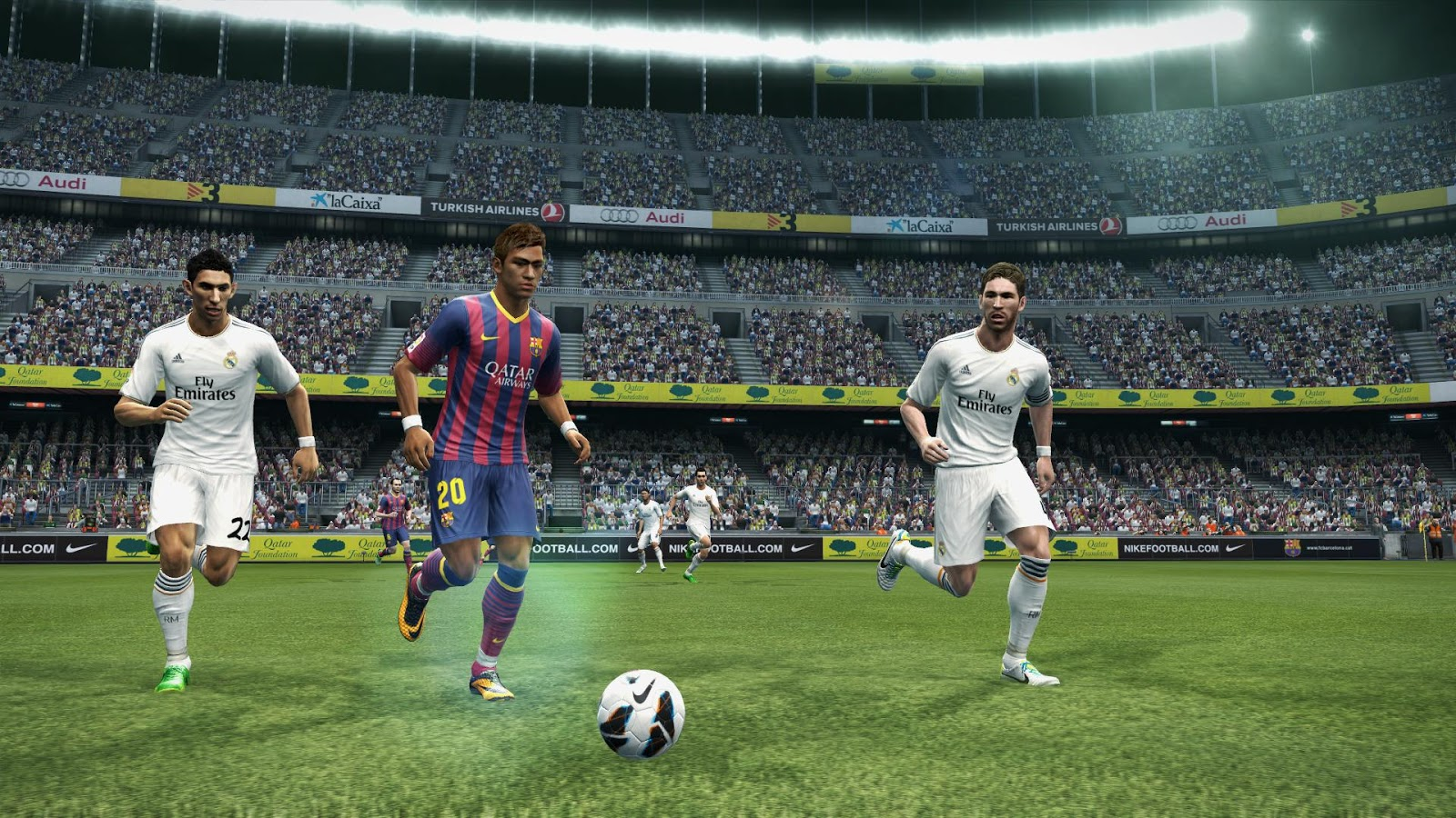 Download PESEDIT.com PES 2013 Patch 4.0 + 4.01 Terbaru