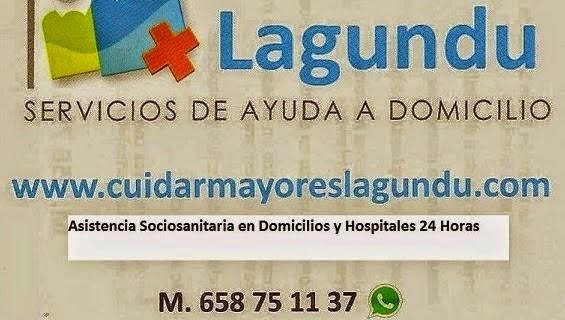 Recoger Ropa Tintorería Irun, CuidarMayoresLagundu.com