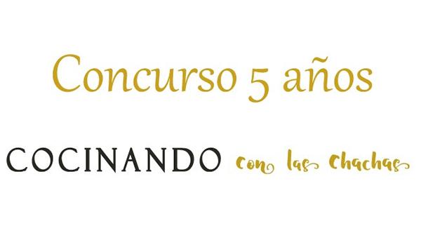 Concurso 5º Aniversario de Las Chachas