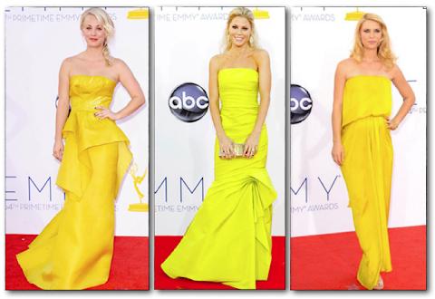 Emmy Awards 2012 Red Carpet Trends!