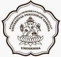 Logo Undiksha - Universitas Pendidikan Ganesha Singaraja