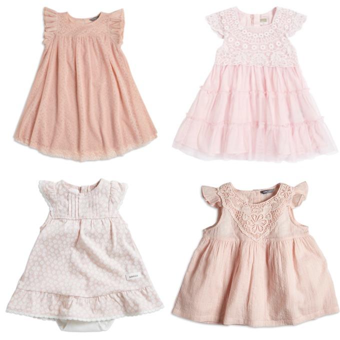 Puolimatkassa  Pienen tytön mekko häihin 8a49ac94f2