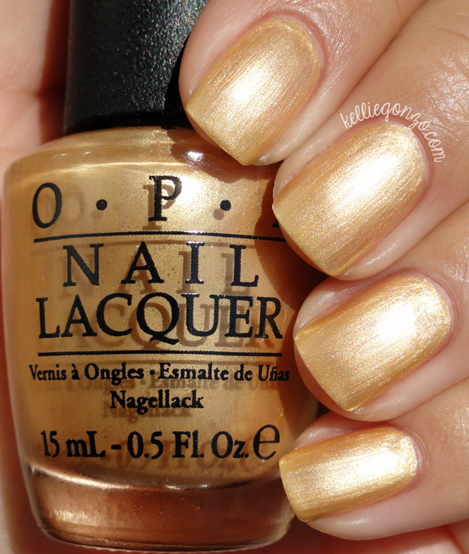 OPI Rollin' In Cashmere