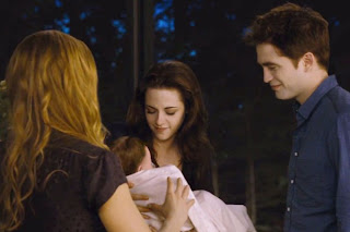 Twilight breaking dawn part2 movie Stills