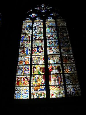 Vidireras Catedral de Colonia, Kölmer Dom, Colonia, Köln, Alemania, round the world, La vuelta al mundo de Asun y Ricardo, mundoporlibre.com