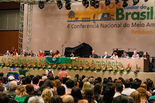 Teresópolis marca presença na Conferência Nacional de Meio Ambiente