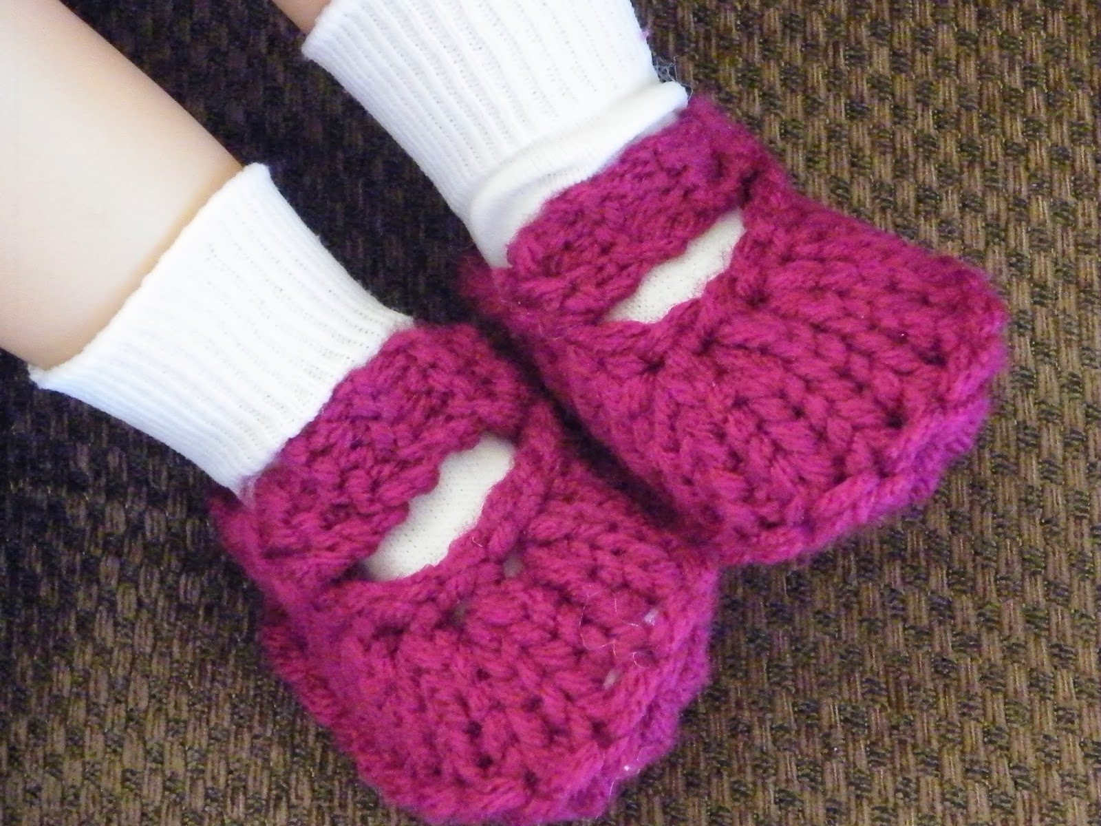 The Loom Muse : How to Loom Ballet Booties