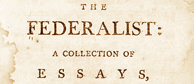 Writer of federalist papers