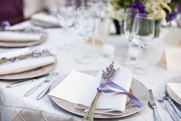 Cómo decorar y presentar las servilletas