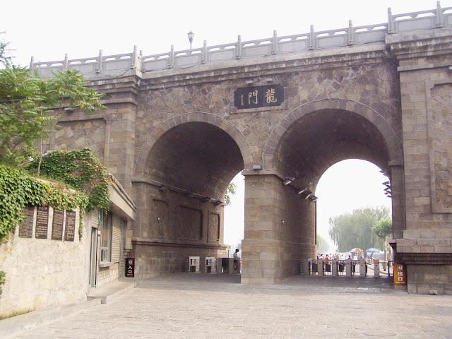 Bridge over the Yi River, Luoyang