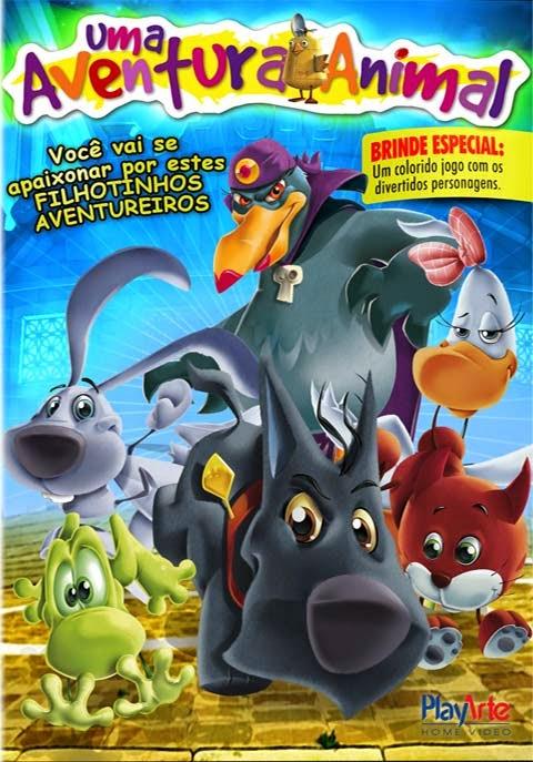 Uma Aventura Animal: O Código de Marco Polo – Dublado (2012)