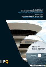 """Carátula del DVD: """"Lúcio Costa: Brasilia y la utopía moderna"""""""