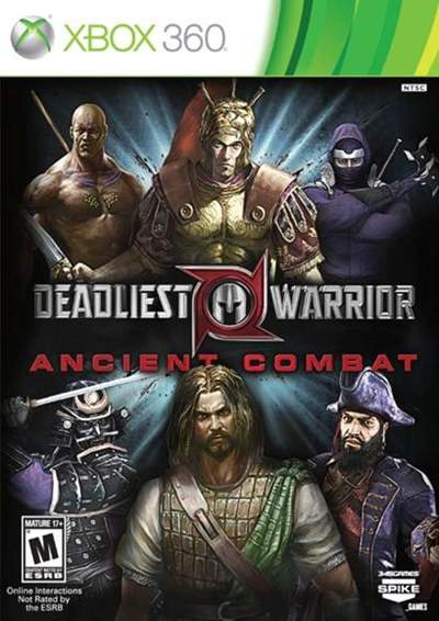 Deadliest Warrior Ancient Combat Xbox 360 Espaol RF Descargar