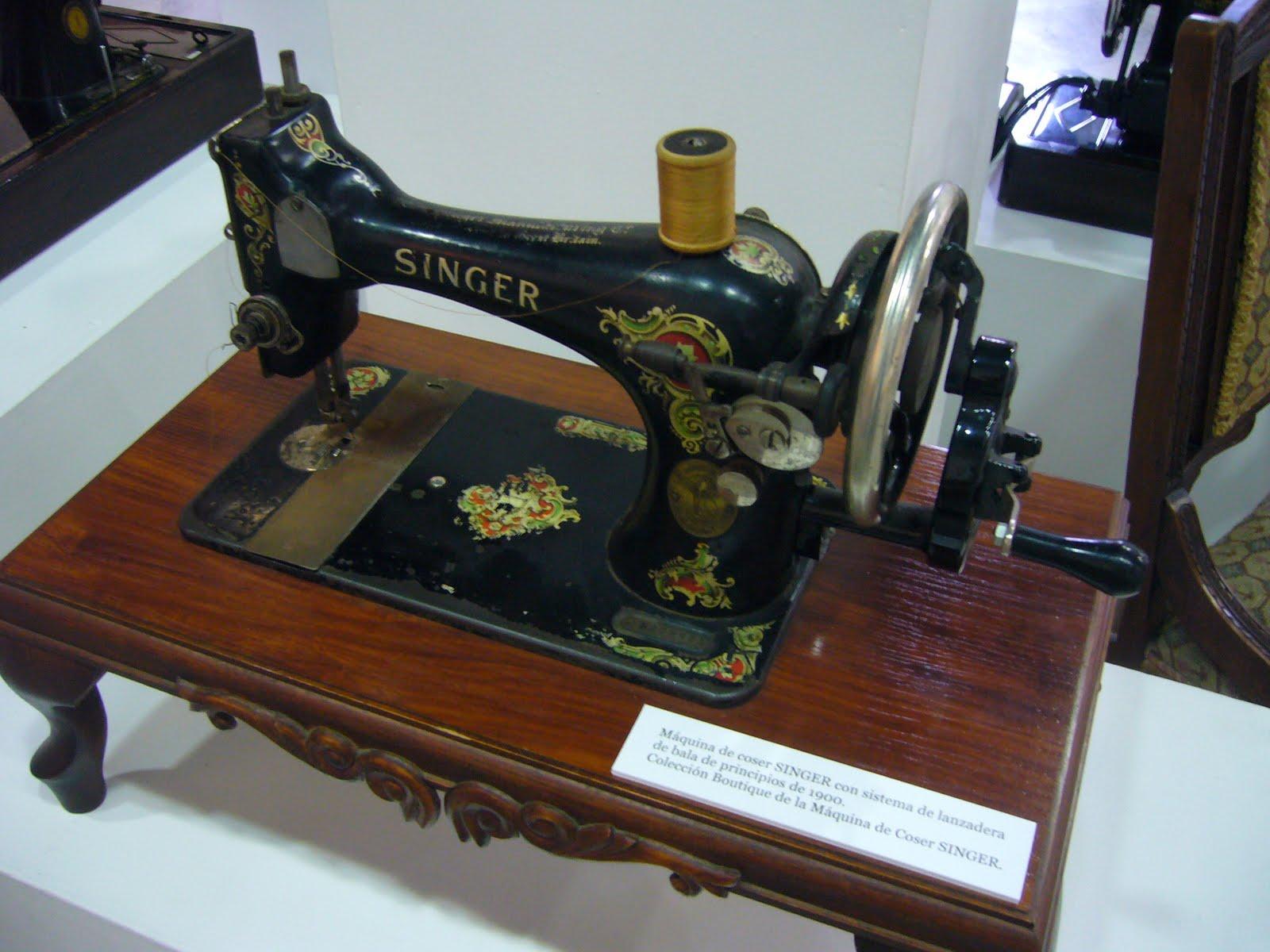 La Restauradora: LO QUE HE APRENDIDOMáquinas de coser.