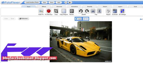 edit foto online cepat dan mudah fotoflexer.com