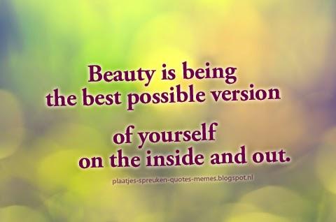 mooie spreuken over schoonheid