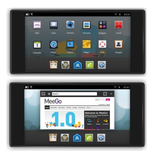 Samsung Galaxy R VS Nokia N9