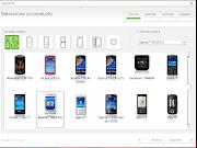 . seleccionar nuestro Xperia X8 dando click en la imagen del fono, .