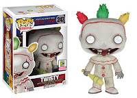 Funko Pop! Unmasked Twisty the Clown