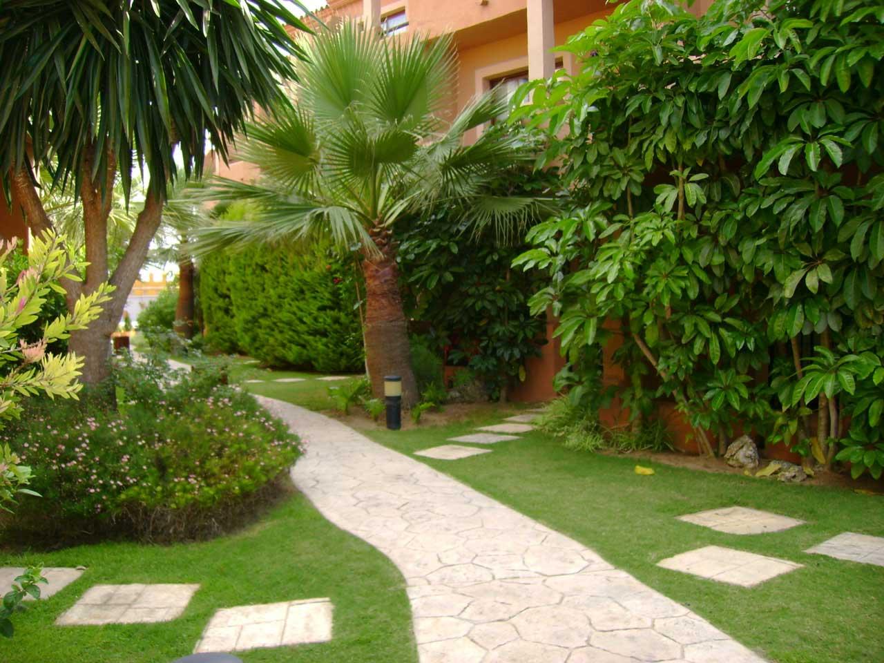Arte y jardiner a jardiner a ecol gica for Modelos de jardines en casa