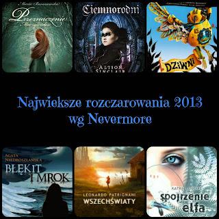 Najgorsze książki 2013 roku