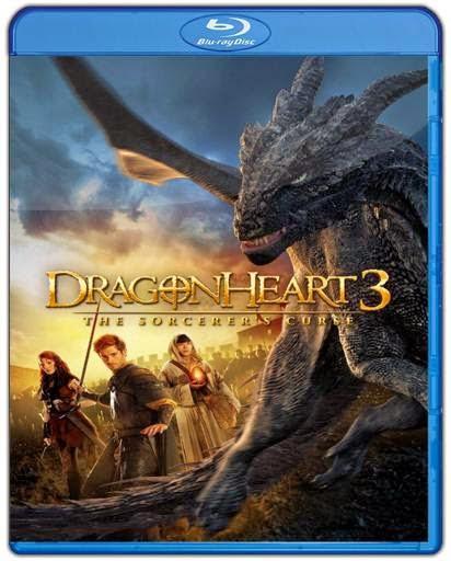 Download Coração de Dragão 3 A Maldição do Feiticeiro 720p + 1080p Dublado Bluray + AVI Dual Áudio BDRip Torrent