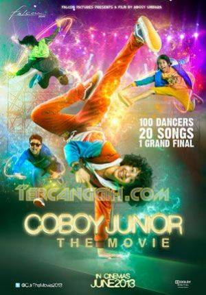 download film coboy junior the movie film coboy junior yang akan
