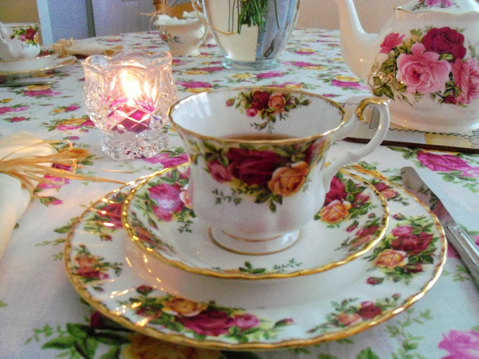 Thymes Remembered Tea Room