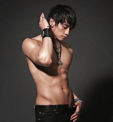 Rain Hot Body Photoshoot