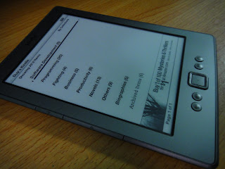 Kindle Basic - Collections