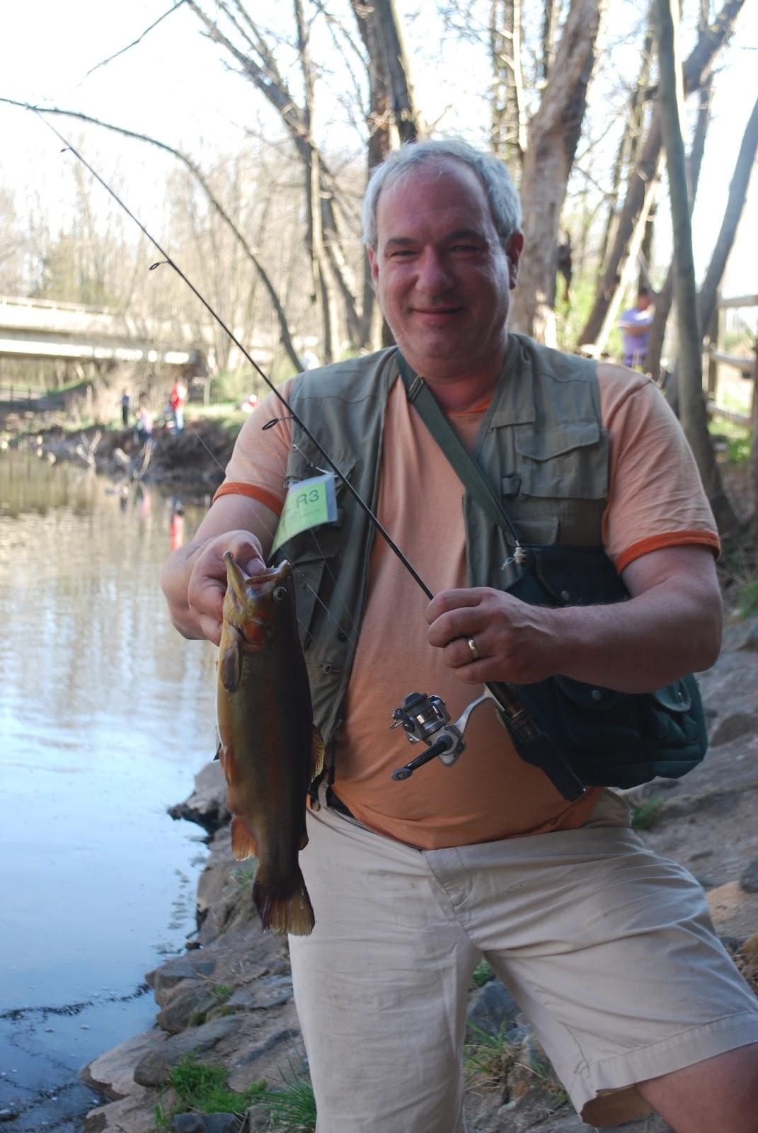 Litton 39 s fishing lines north branch raritan river nice for Raritan river fishing