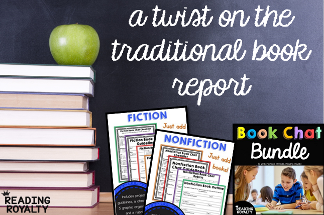 Fiction   Non Fiction Book Report by   UK Teaching Resources   TES The English Emporium   WordPress com
