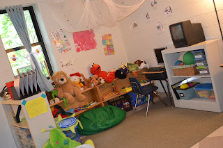 my second home play school