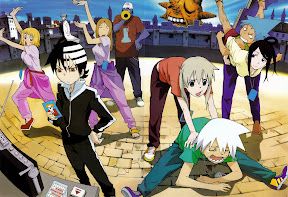 Maka Albarn Death The Kid ♥ Soul Eater♥