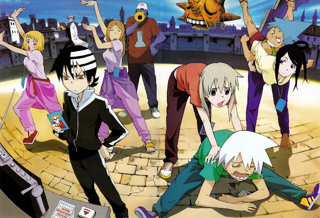anime soul eater
