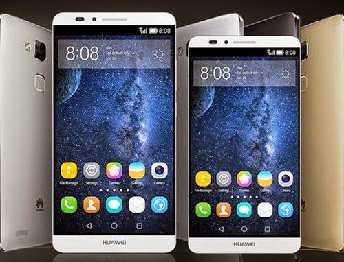 MWC 2015,smartphone cao cấp,Huawei Mate 7,Huawei Mate 7 mini,Mate 7,Ascend Mate 7,Huawei,smartphone tầm trung,smartphone 8 nhân,smartphone selfie,