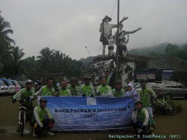 BPI feat Tim Sepedaan dari Serang