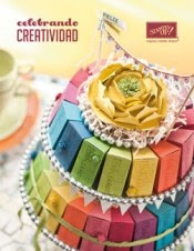 Stampin' Up Celebrando Creatividad Catalog