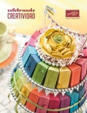 Stampin' Up Celebrando Creatividad Catalog