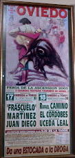 CARTEL ASCENSION OVIEDO 2003