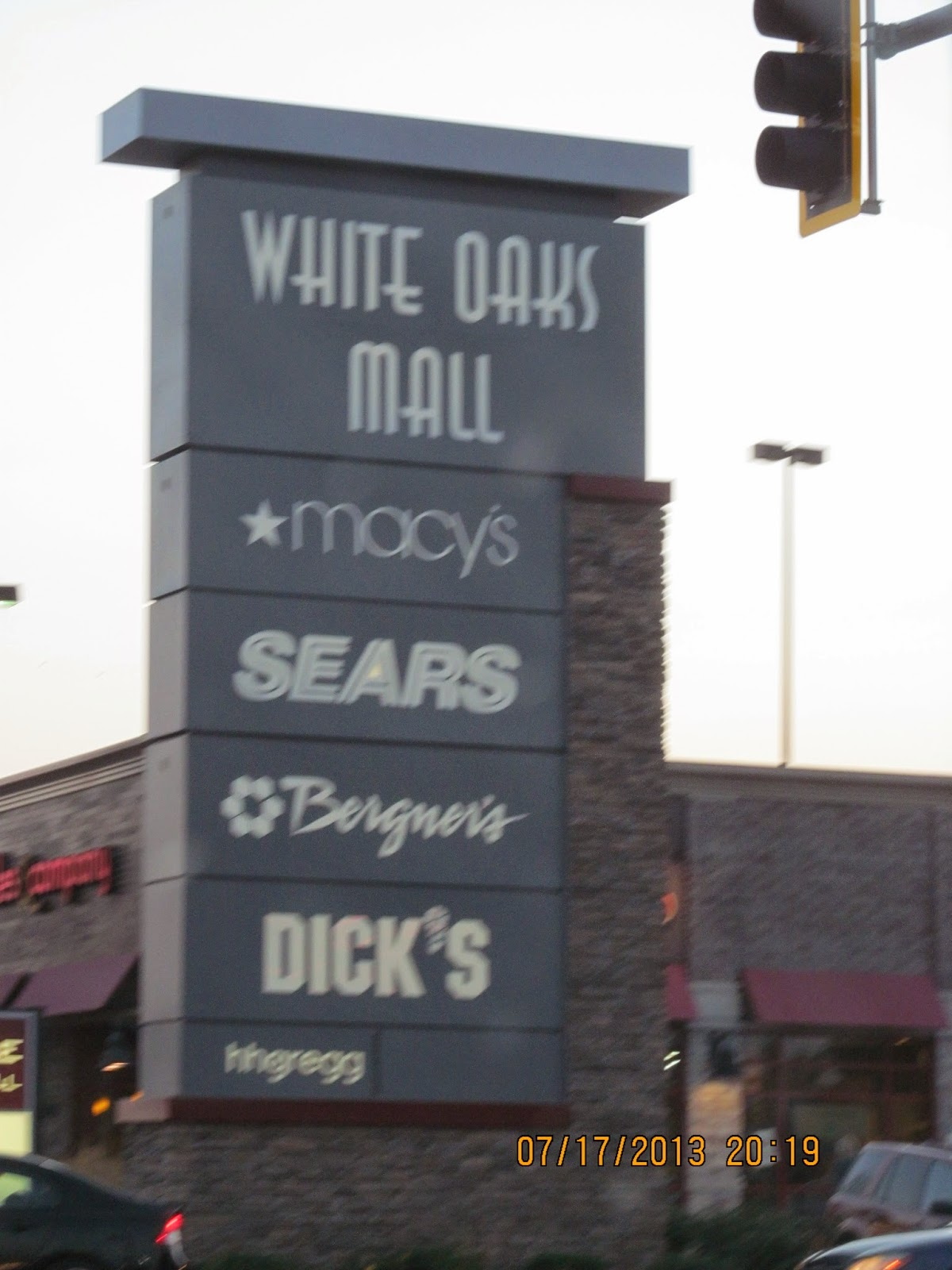 Trip to the Mall: White Oaks Mall- (Springfield, IL)