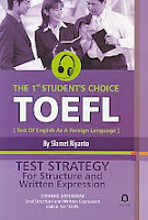 toko buku rahma: buku TOEFL (Test Of English As A Foreign Language), pengarang slamet riyanto, penerbit pustaka pelajar